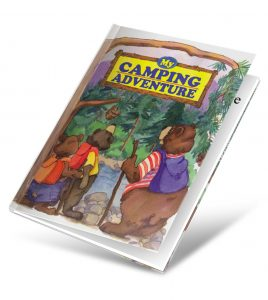 My Camping Adventure Book
