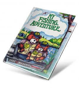 My Fishing Adventure Book