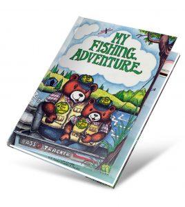 My Fishing Adventure Book