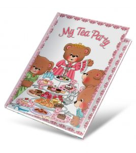 my-tea-party-book